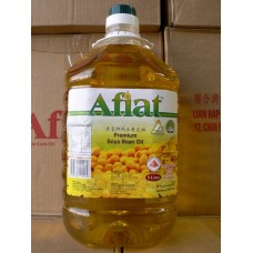 Afiat黄豆油 5litrex4 soybean oil
