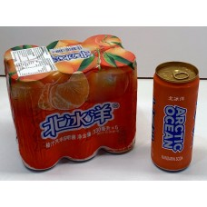 Mandarin Soft Drink 330ml x 24