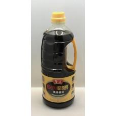 鲁花全黑豆酱油味极鲜( 1L*12)luhua soy sauce