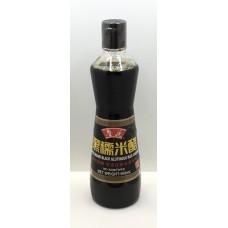 鲁花黑糯米醋 luhua black glutinous (500ml*12)