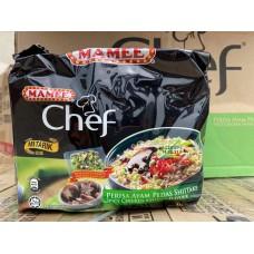 Mamee Chef Chicken Instant Noodles 80g x 4 x 8/ctn