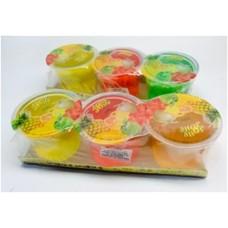 Big Fruit Jelly Cup (130gx3s)x24