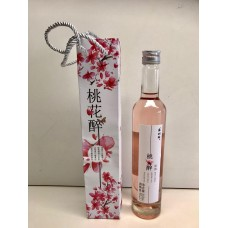 Peach Blossom Rice Wine 300ml x 12